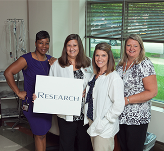 Cancer Research at Virginia Oncology