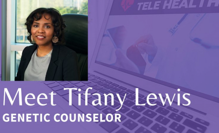 Meet Tifany Lewis, Genetic Counselor at VOA