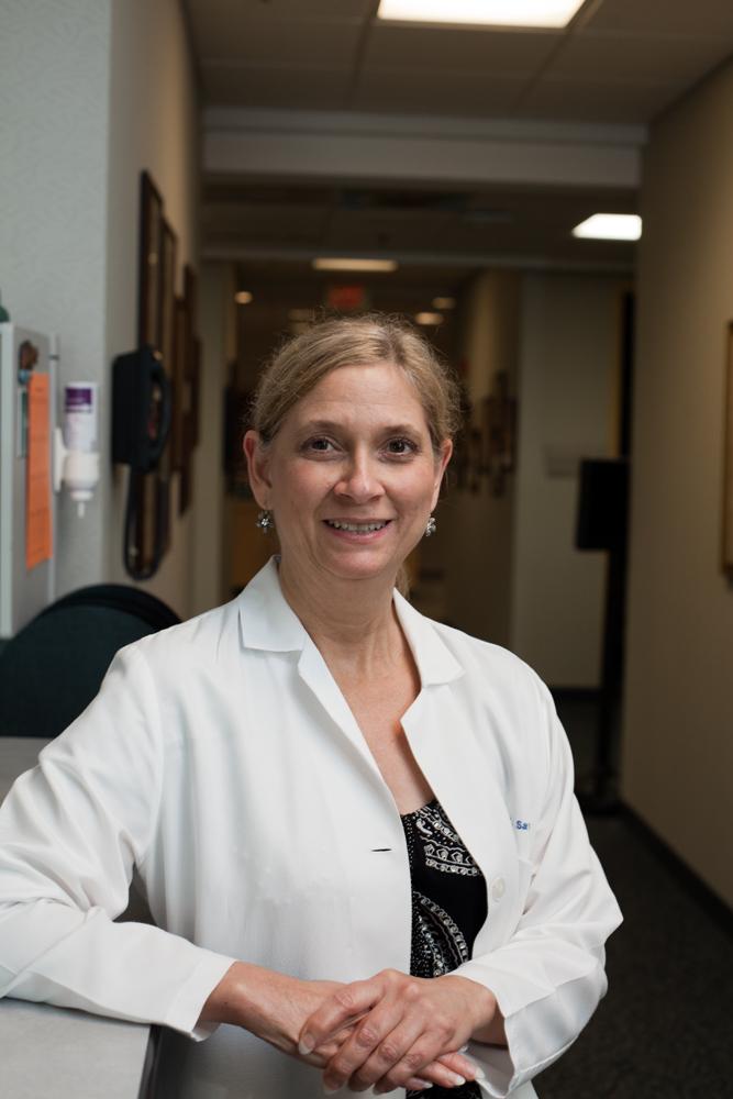 Linda Sawyer, NP-C
